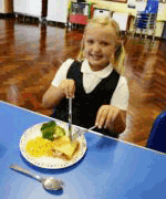 Catering support - school meals