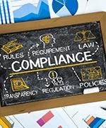 Building compliance management