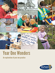 Year one wonders front cover