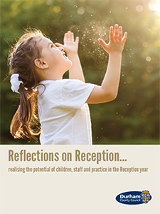 Reflections on Reception front cover