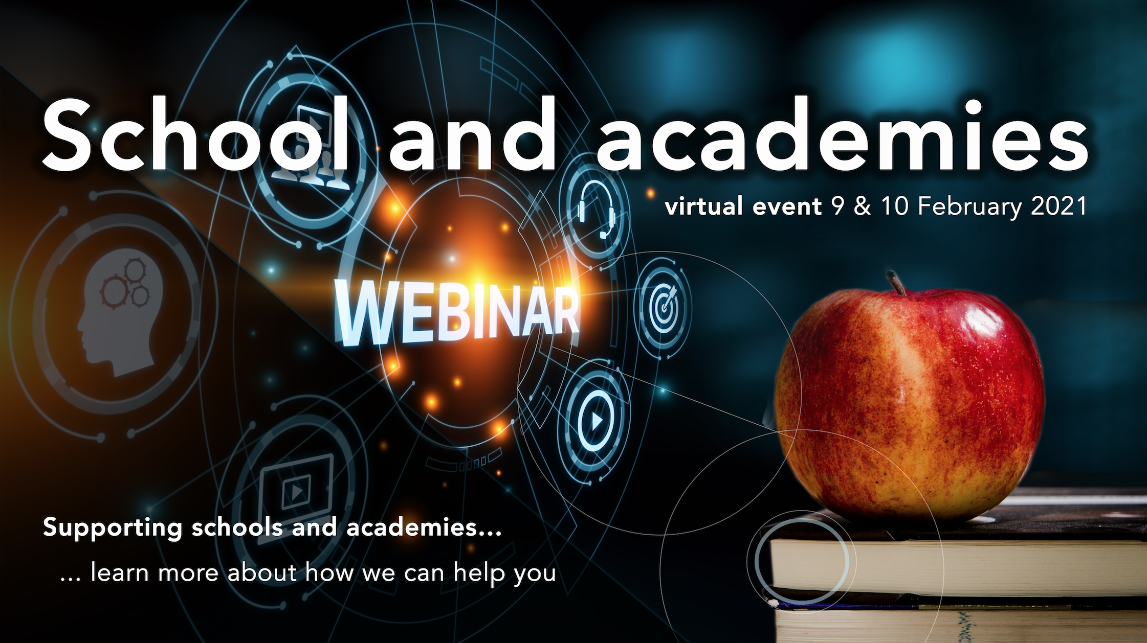 School virtual event header large