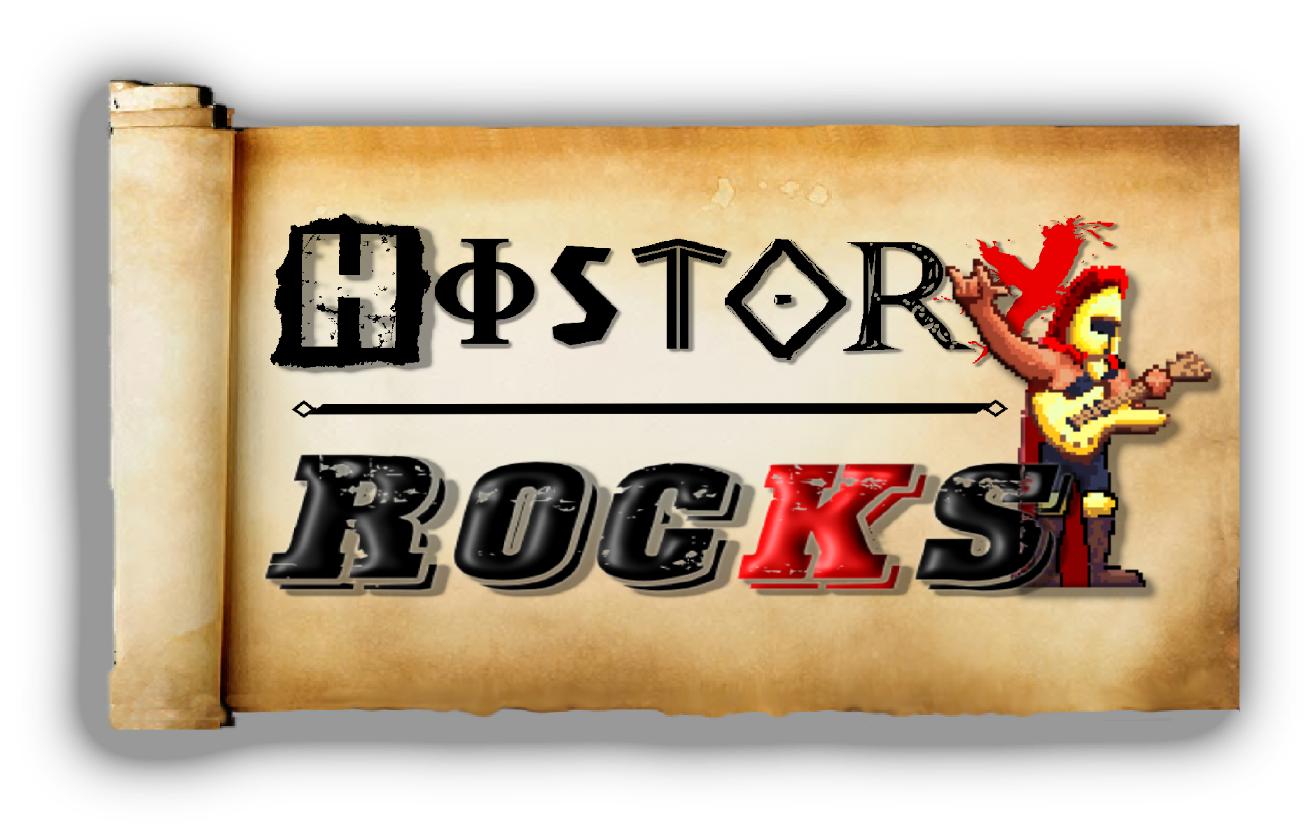 History Rocks new logo