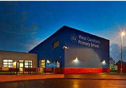 West Cornforth Primary School - classroom and nursery extension